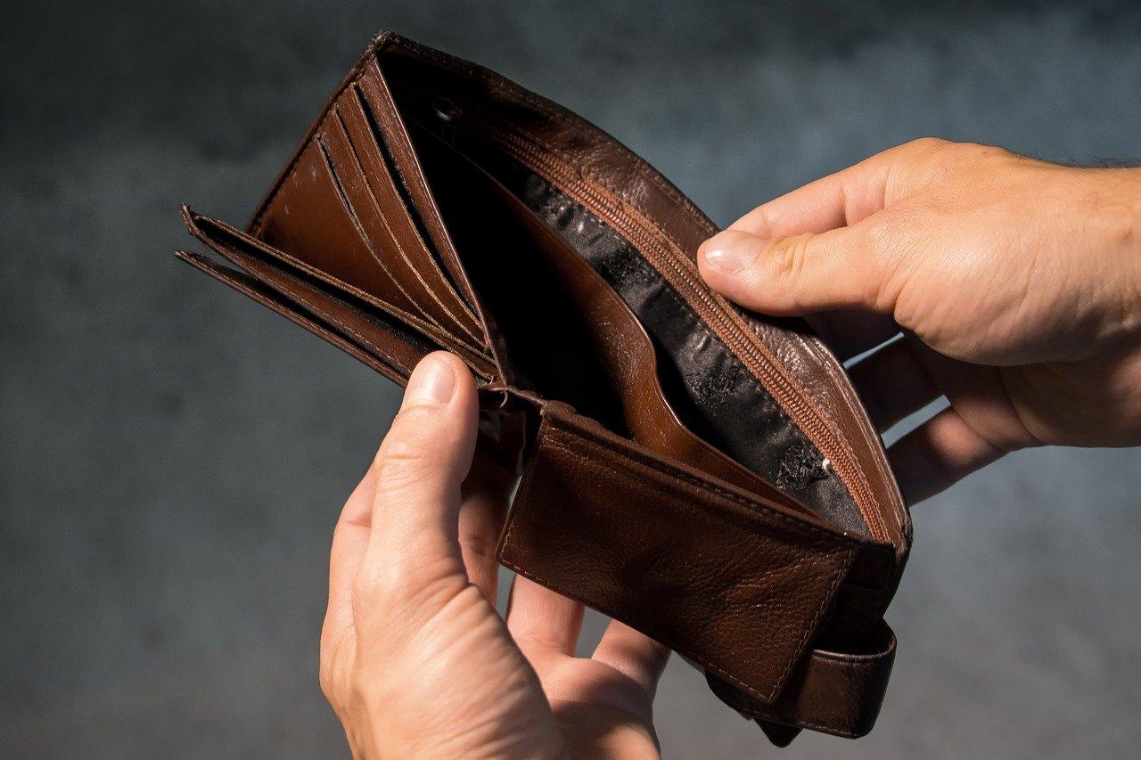 auxílio emergencial carteira sem dinheiro