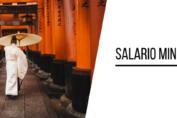 salario minimo japão