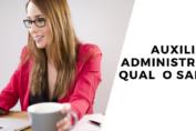 Auxiliar administrativo salario base